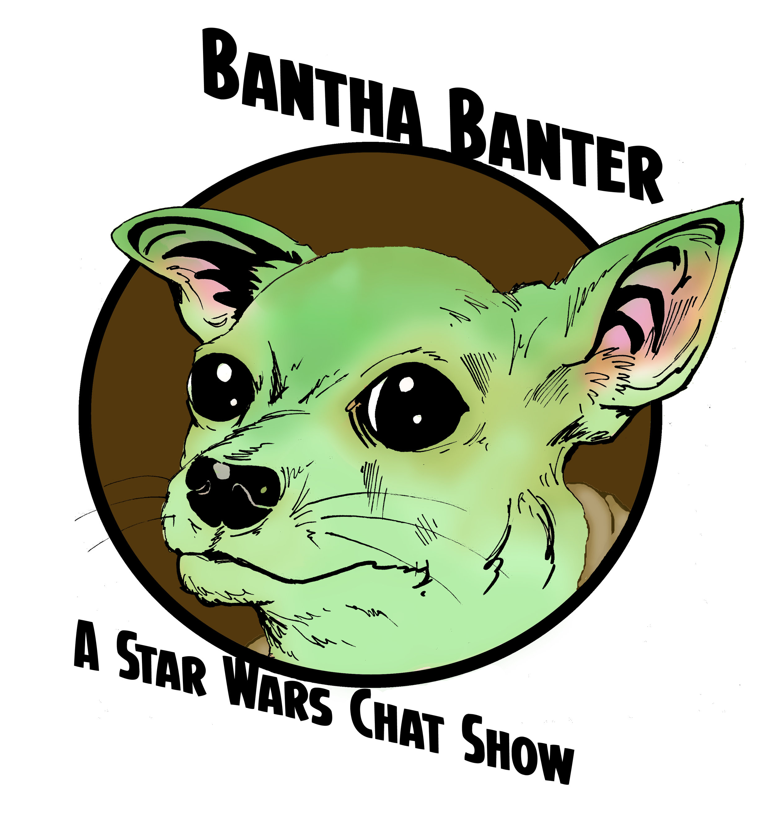 Bantha banter - Star Wars fans talk about Star Wars. It's a simple concept, but a fun show