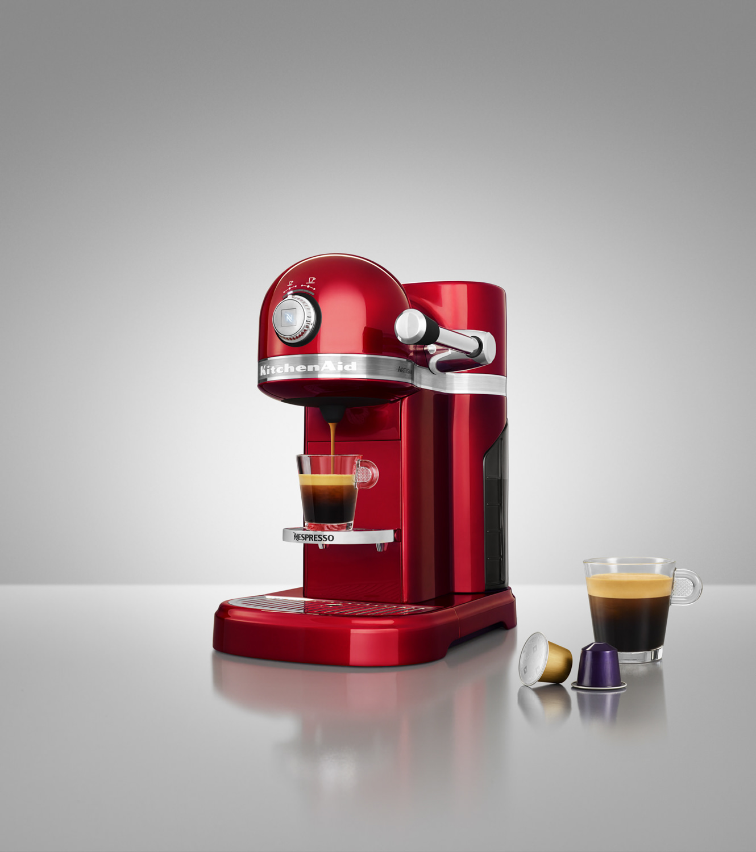 Nespresso-KitchenAid Ad Campaign