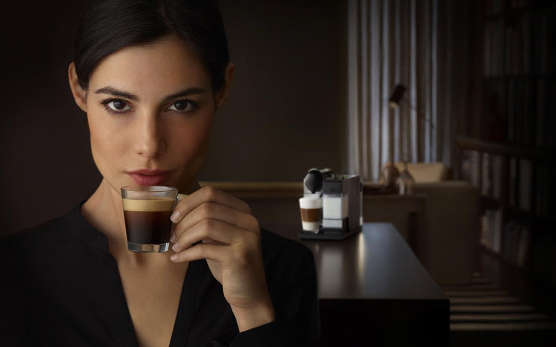Nespresso Ad Campaign