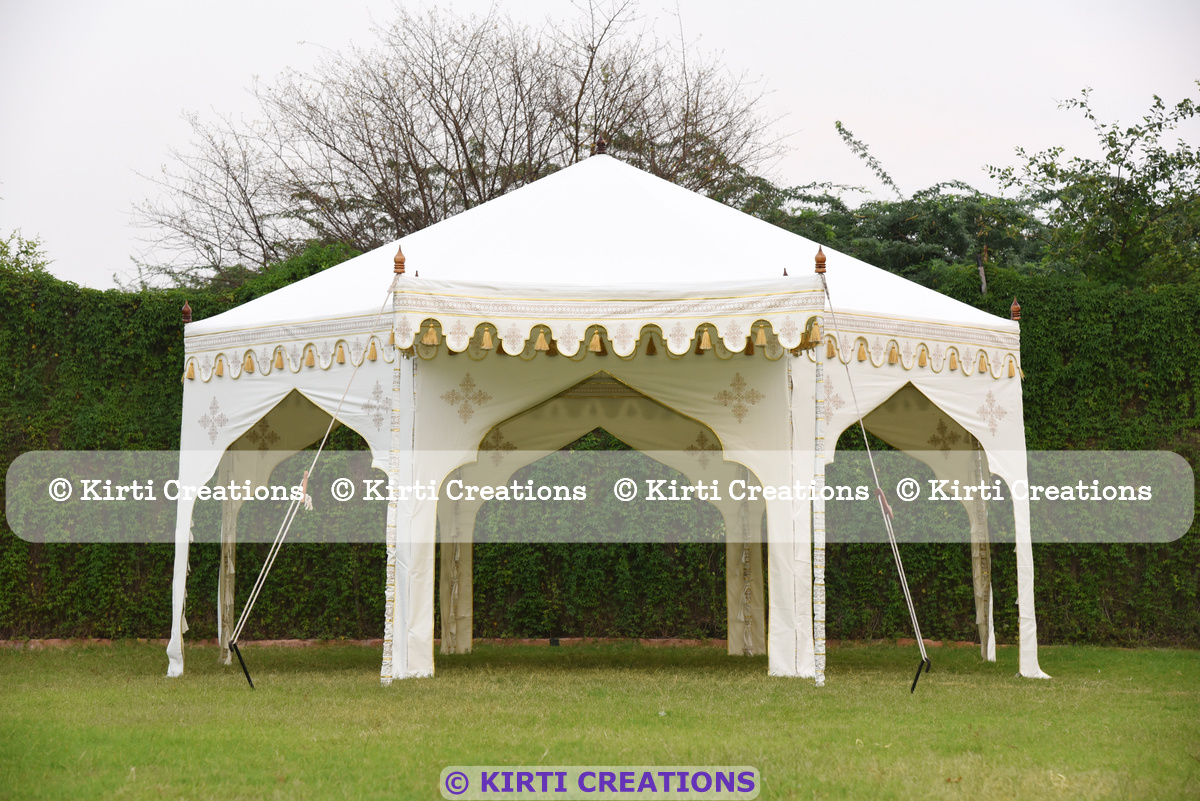 Imperial Ottoman Tent