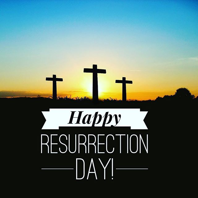 Happy Resurrection Day to you all. Thank God for a new day and Celebrate the Gift of LIFE! Peace and Blessing...Light and Life to Everyone and may your life find new meaning and resurrection to all your hopes and dreams!!! • • #eastersunday #easter2019 #resurrection #life #joy #peace #hope #Jesus #passover #light #love #harmony #spiritualawakening #spirituality #faith