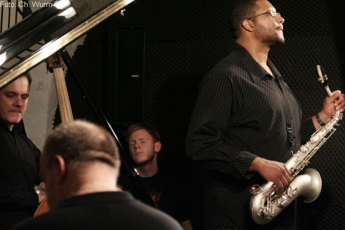 David Berkman Quartet in Germany with Ted Poor, Ed Howard and Jimmy Greene