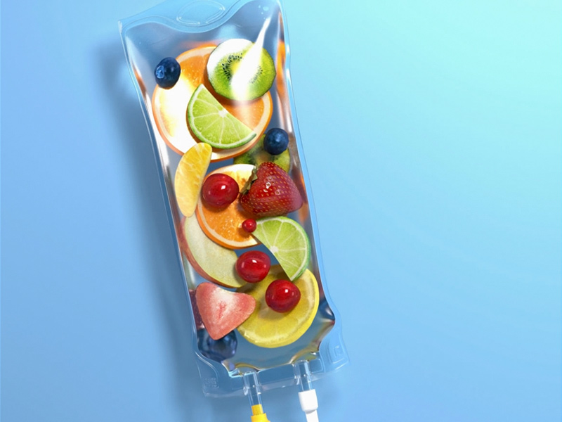 IV Infusion Services in Redding