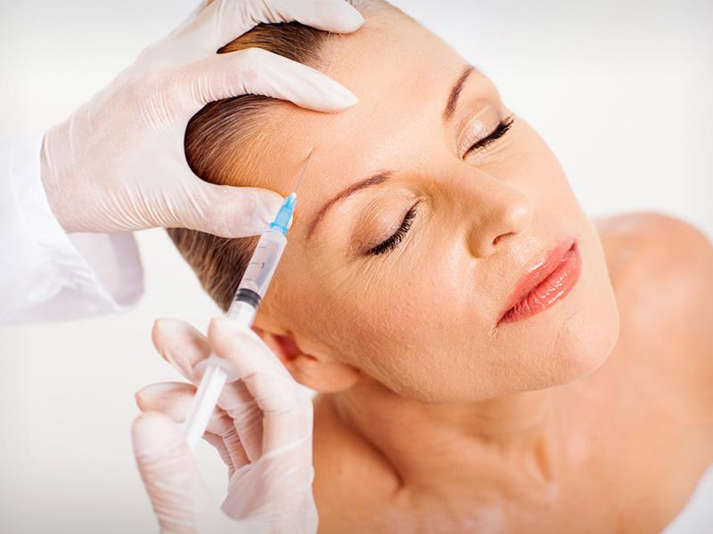 "Botulinum Toxin ""Botox"" services in Redding"