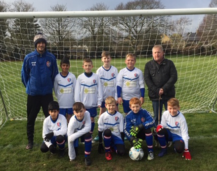 Engineering Firm Supports Local Swindon Youth Team - We are proud to be sponsoring the Away Kit of Local Swindon Youth Team; Under 11's Croft Juniors Reds, for this season.Read the news article