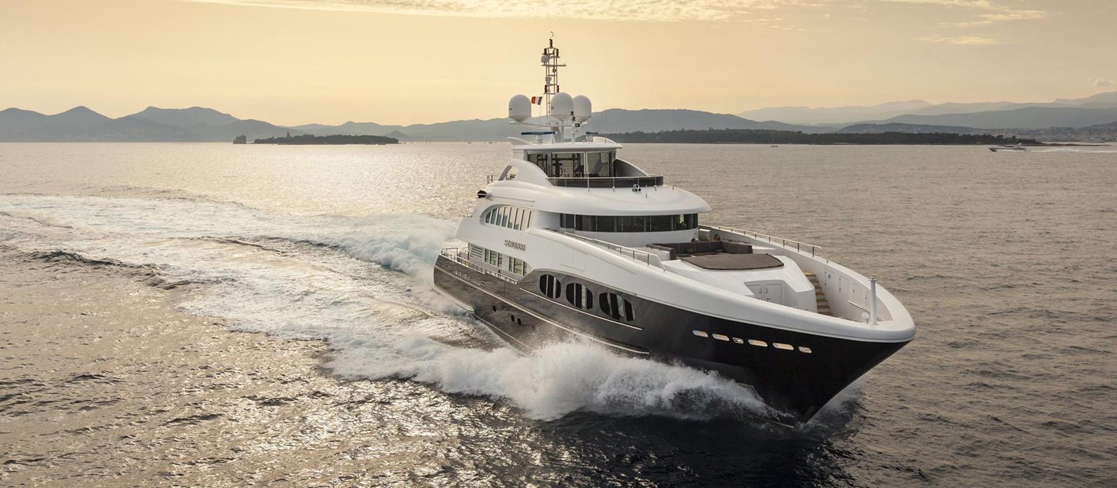 47m Yacht built by Heesen