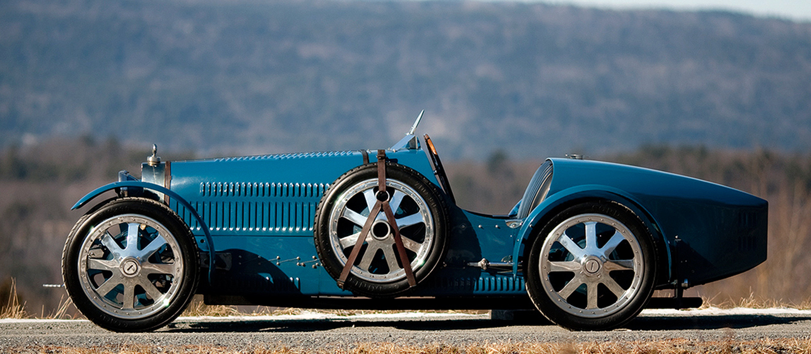 Bugatti Type 35 - Where it all started…