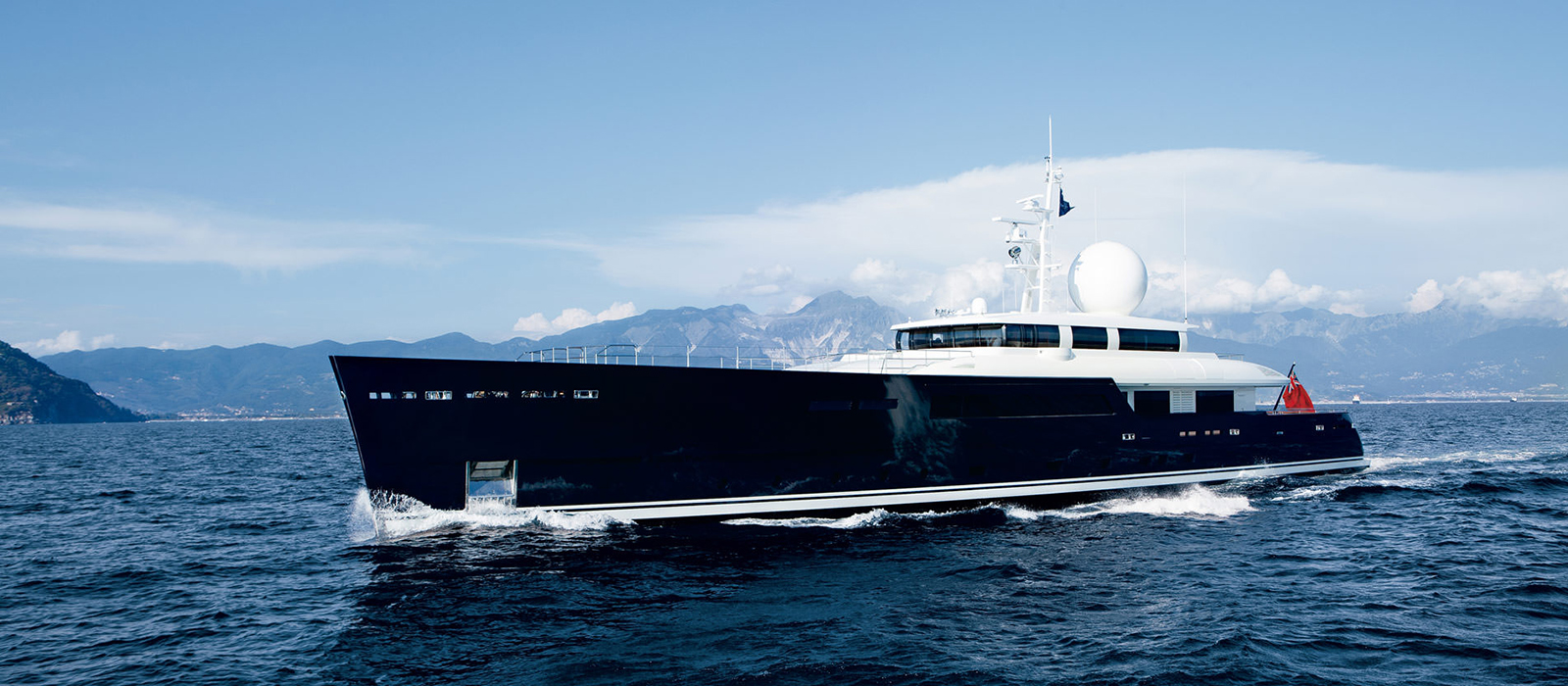 The incredible 'Galileo G', for sale with Burgess