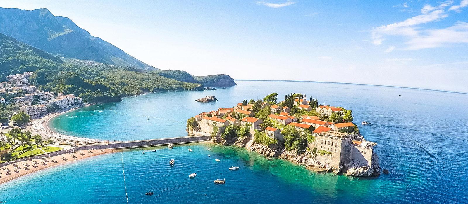 Aman: Sveti Stefan, a jewel on the coastline of Montenegro