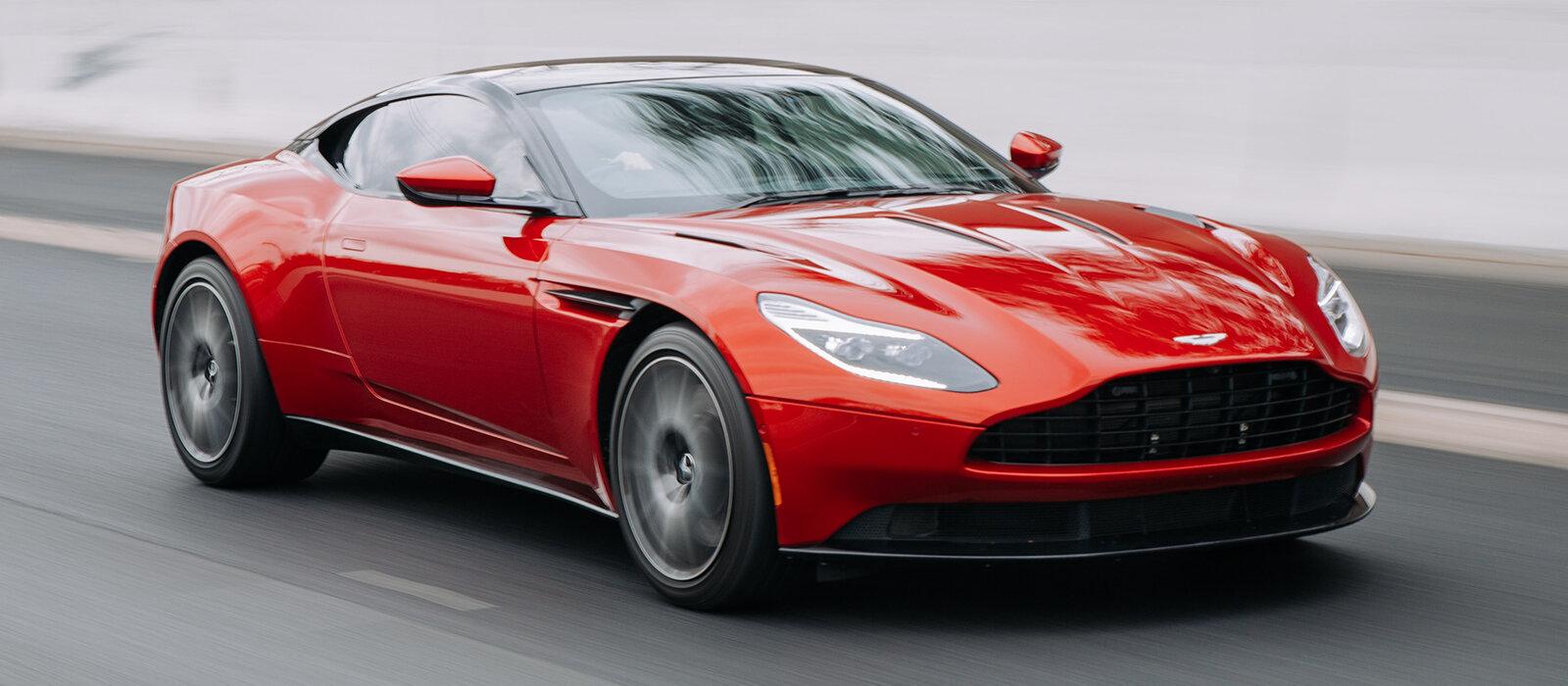 Aston Martin Insurance Saxon Insurance Brokers