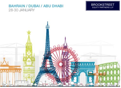 BROOKSTREET COMES TO BAHRAIN, DUBAI AND ABU DHABI!
