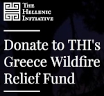 DONATE TO THI'S GREECE WILDFIRE RELIEF FUND