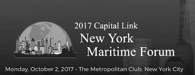 BROOKSTREEET AT CAPITAL LINK MARITIME FORUM NEW YORK