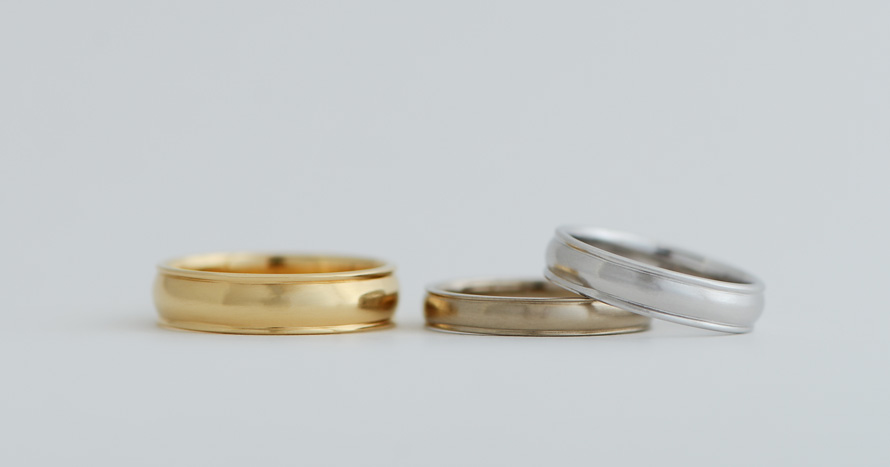 Toile Line ring / 100,000~