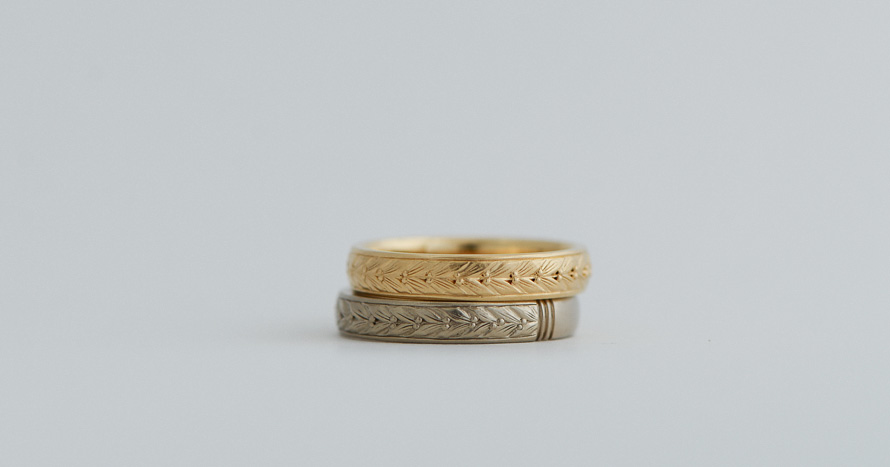 Preuve -Laurel- / Ⅱ ring / 120,000~