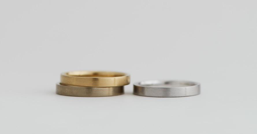 basic / Light-flat ring / 70,000~
