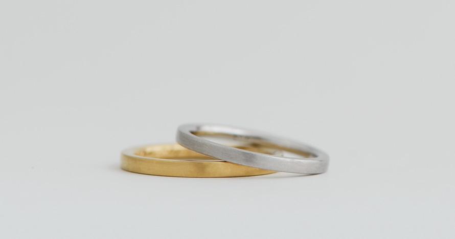 basic / flat ring / 70,000~