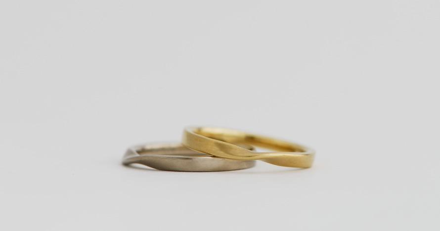 basic / twist ring / 80,000~