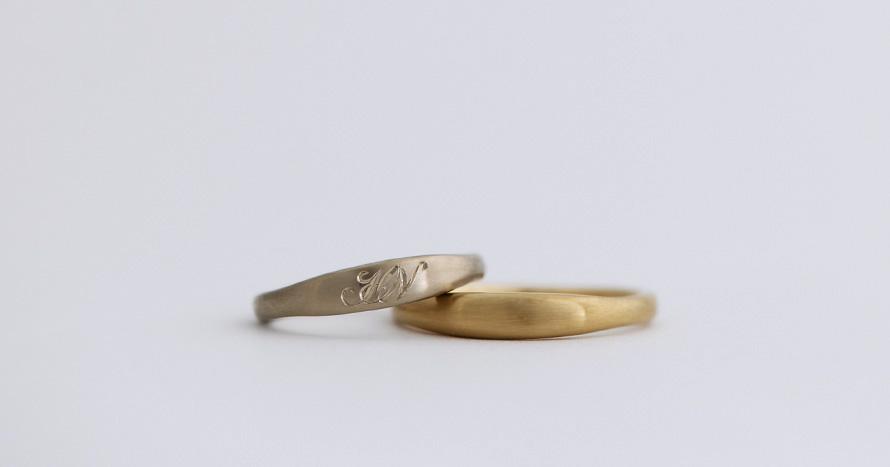 Signet Ⅱ ring / 140,000~