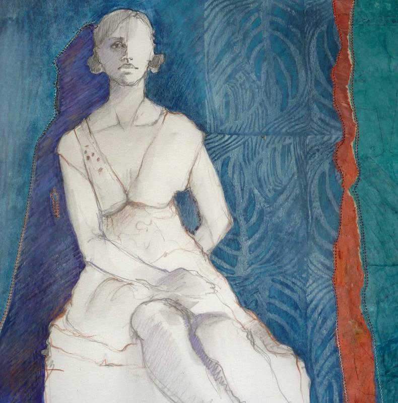 The White Figures - Cristina