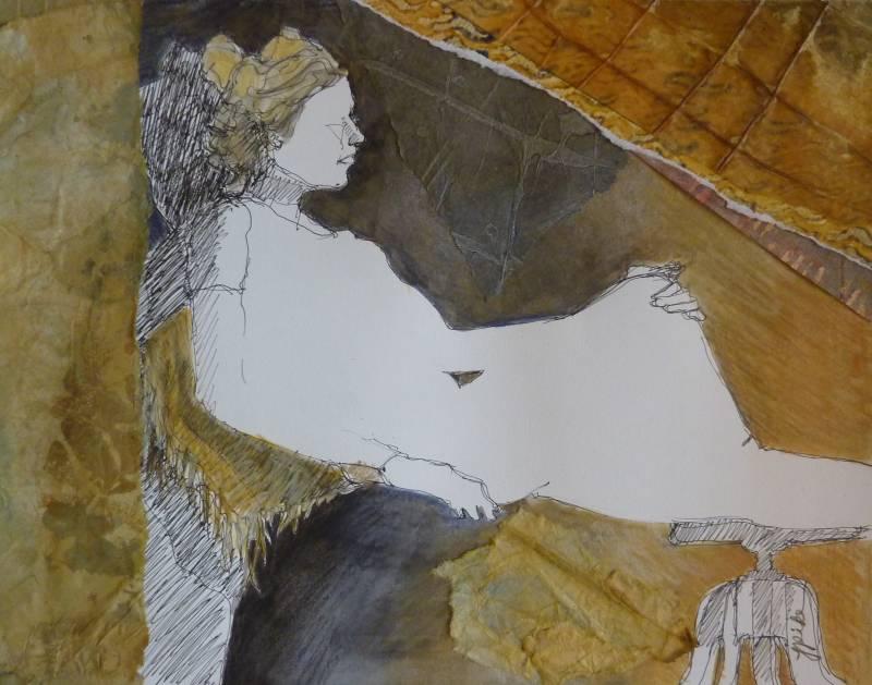 The White Figures - Danielle