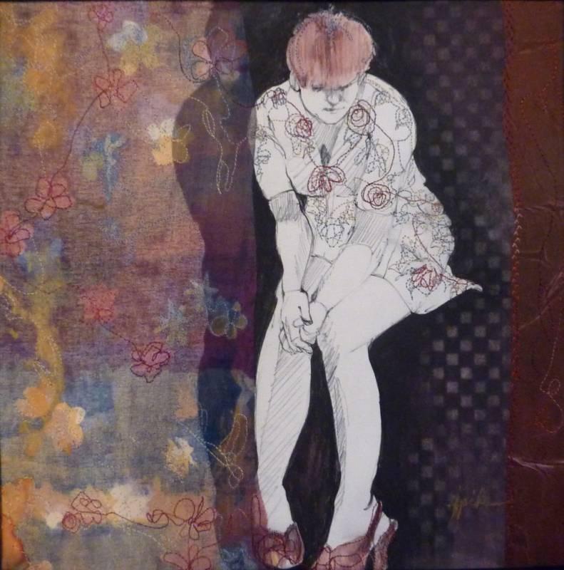 The White Figures - Melissa