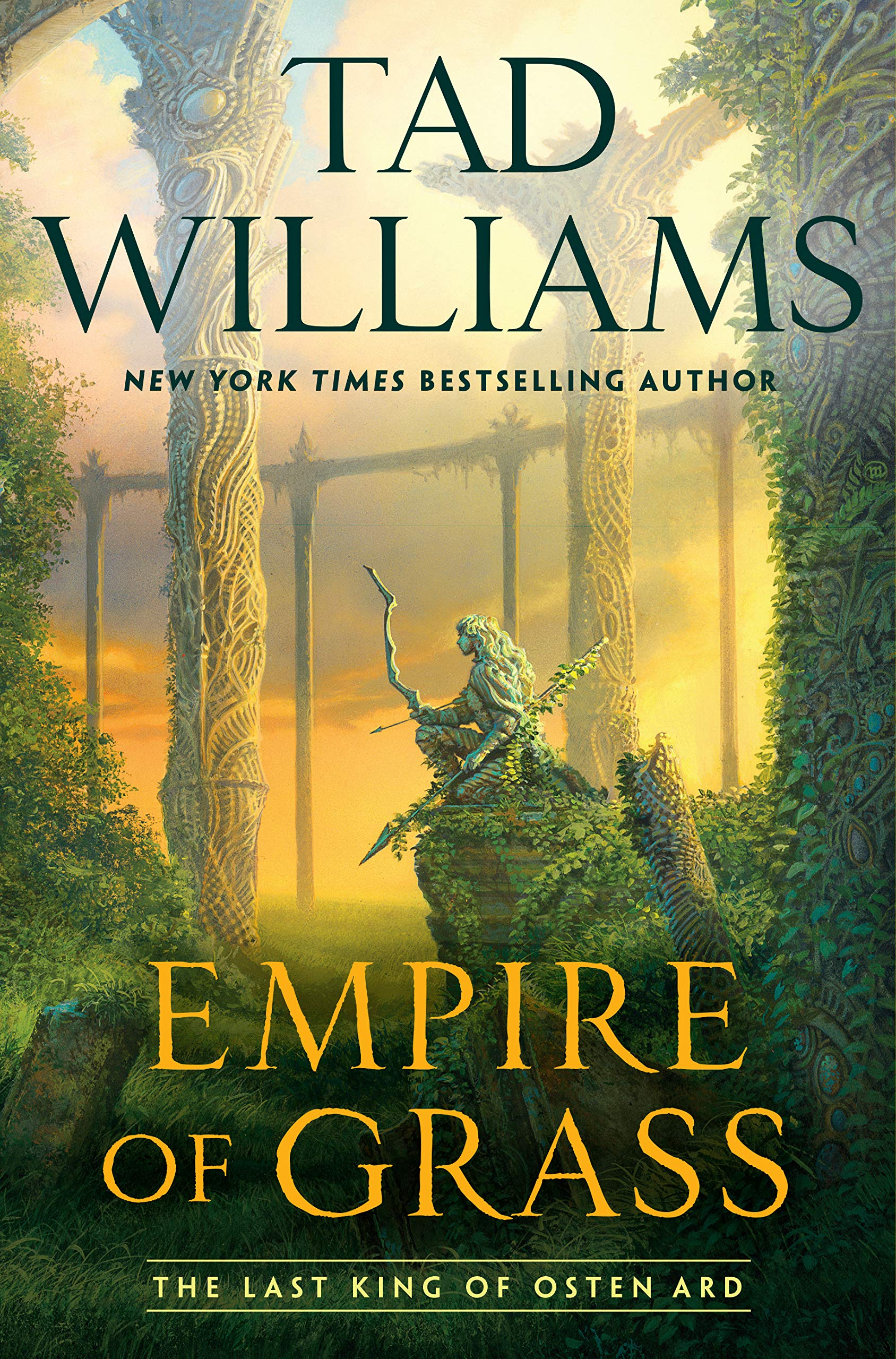 EMPIRE OF GRASS - Tad Williams - US Cover.jpg