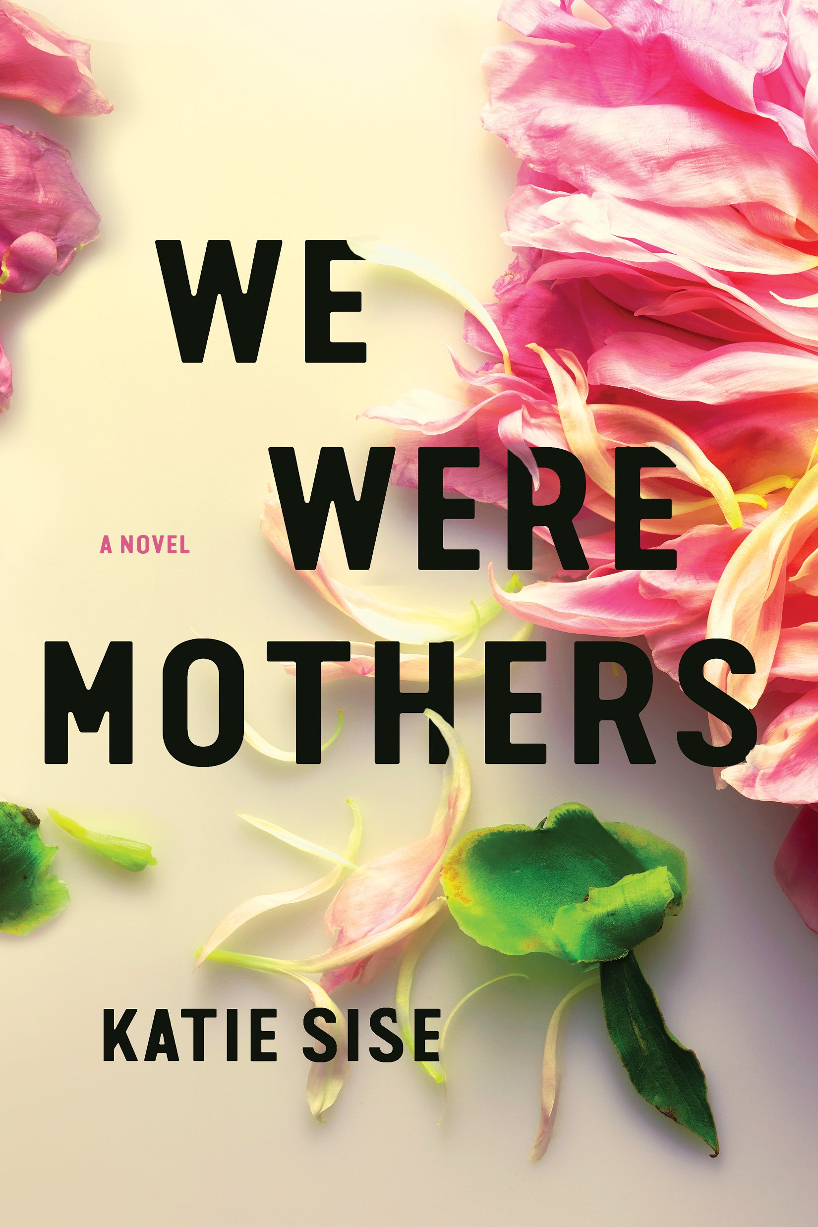 Sise, WE WERE MOTHERS, US cover.jpg