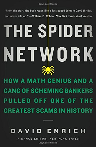 Enrich, THE SPIDER NETWORK, US cover.jpg