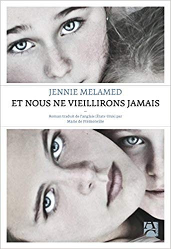 Melamed, GATHER THE DAUGHTERS, France cover.jpg