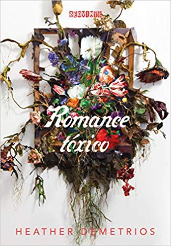 Demetrios, BAD ROMANCE, Brazil cover.jpg