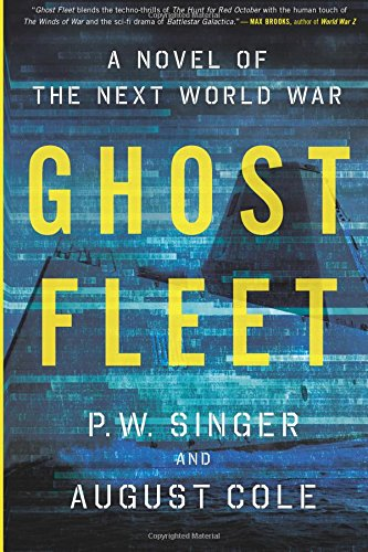 Singer & Cole, GHOST FLEET, cover.jpg