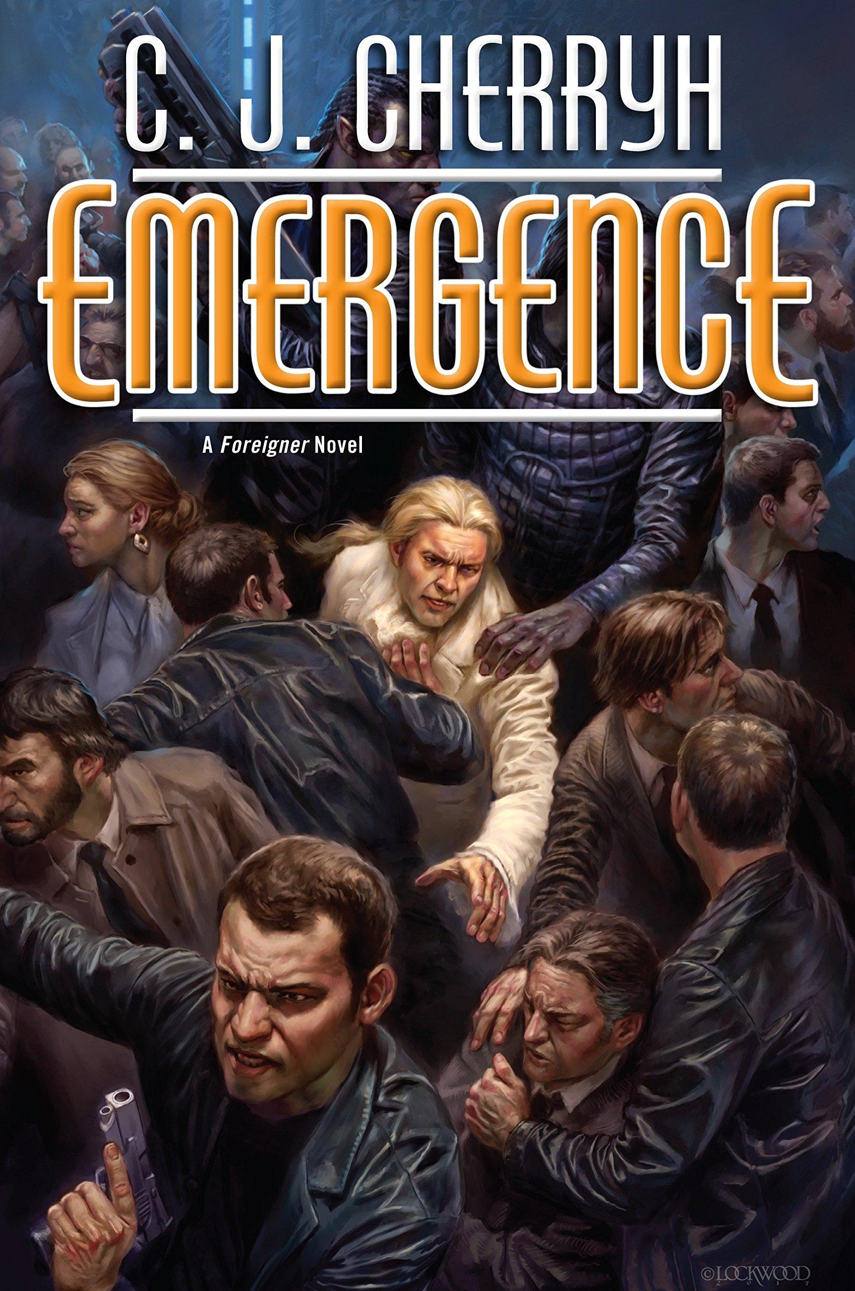 Cherryh, EMERGENCE, US cover.jpg