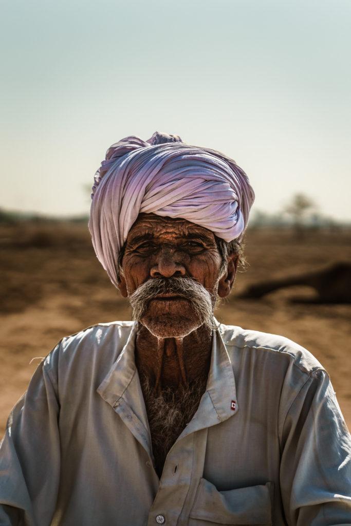 Camel farmer, Pokhran