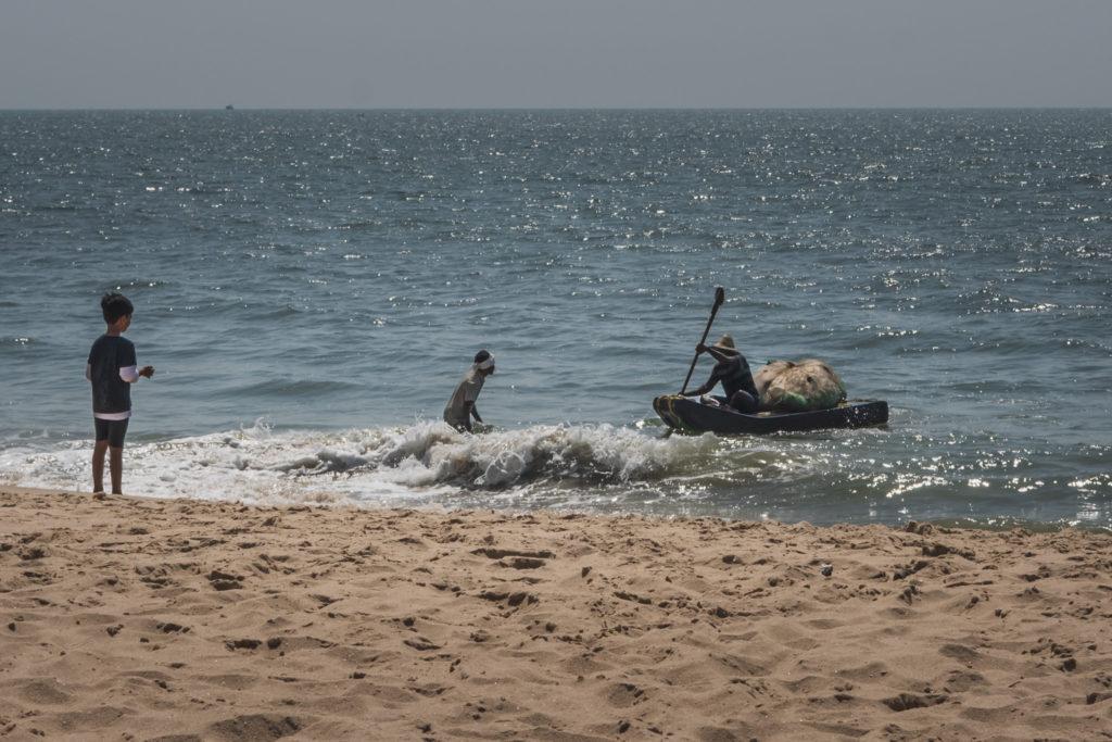 Marai beach, Kerala