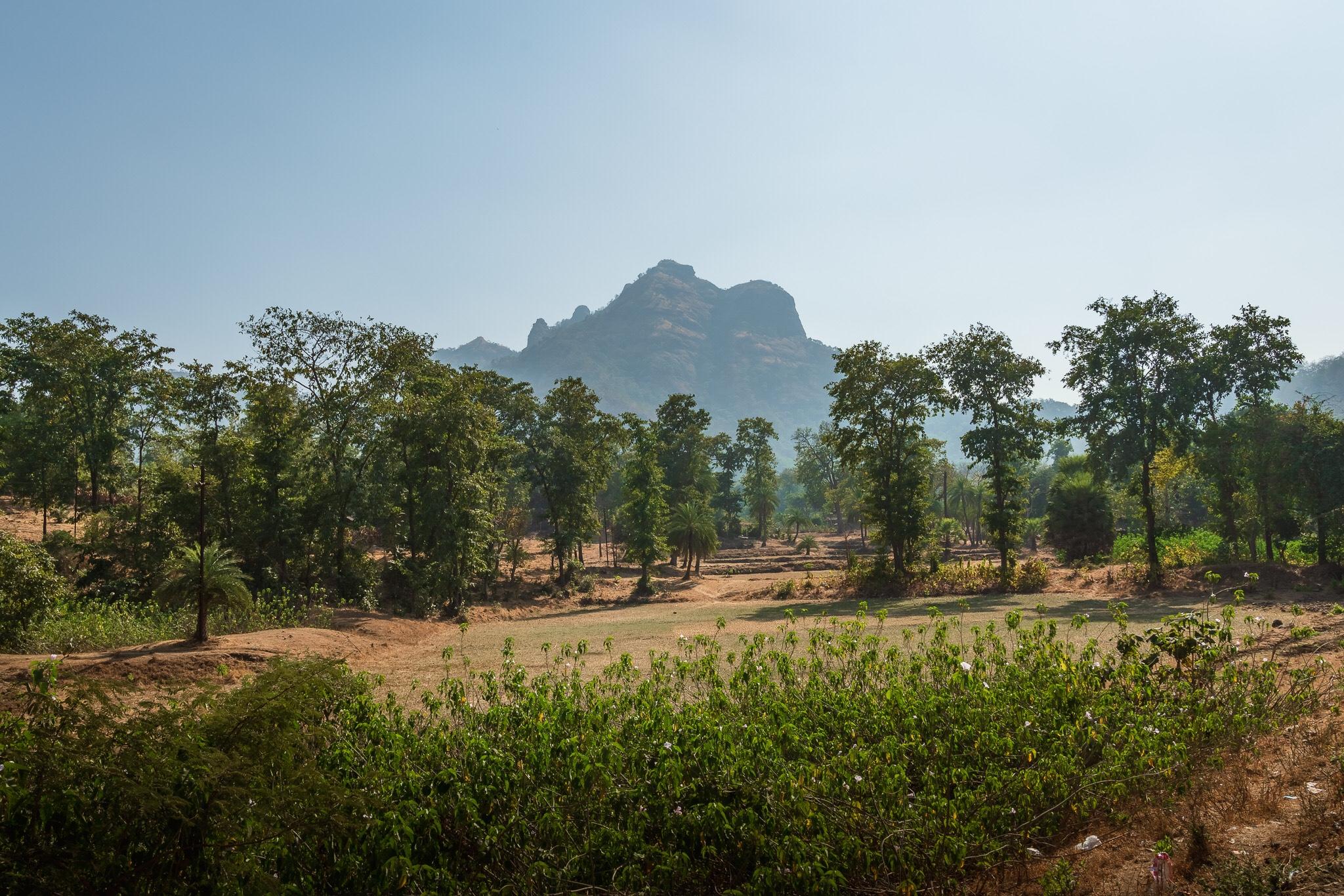First glimpse of Maharashtra