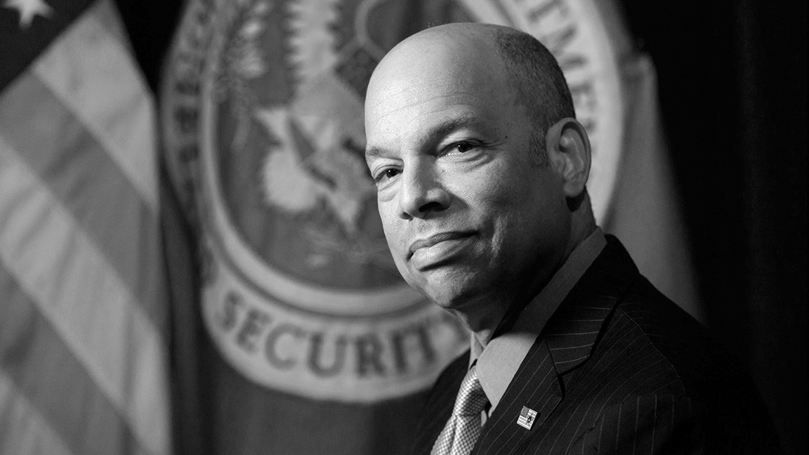 Jeh Johnson - American lawyer, former United States Secretary of Homeland Security