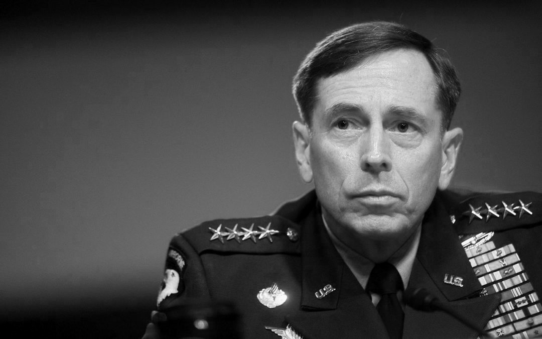 General David Petraeus - Former U.S. Army General and public official