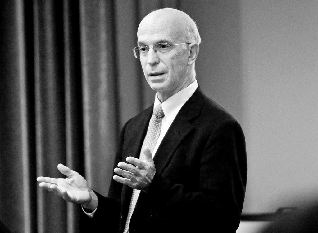 Alan Blinder - American economist, journalist
