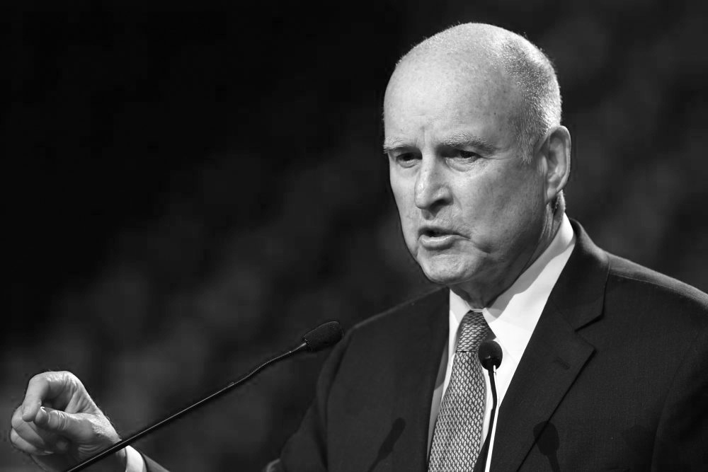 Jerry Brown - 34th and 39th Governor of California