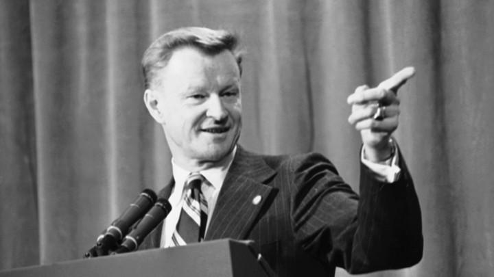 Zbigniew Brzezinski ✝ - Co-chair of the CSIS Advisory Board, former Chairman of the American-Ukrainian Advisory Committee