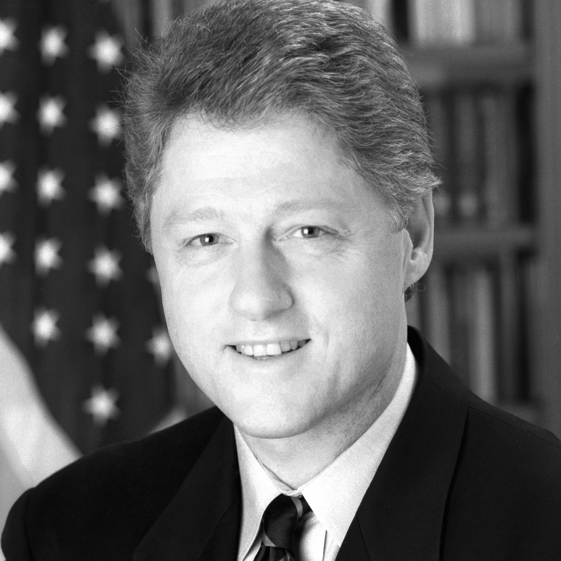 President Bill Clinton - 42nd President of the United States