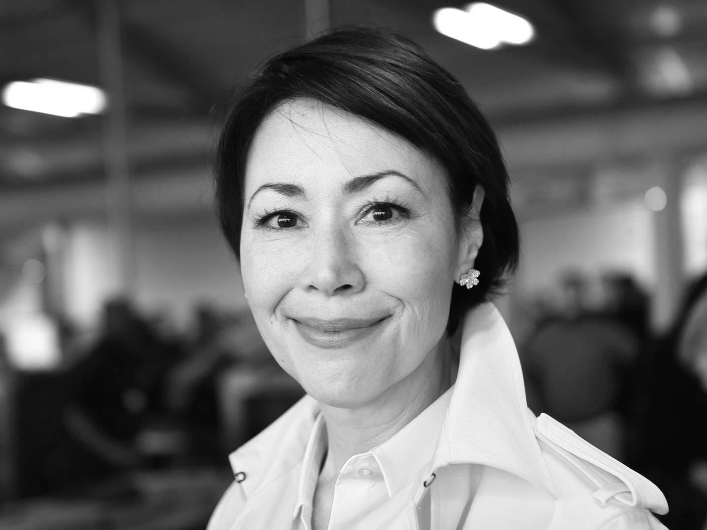 Ann Curry - American television personality, news journalist, photojournalist