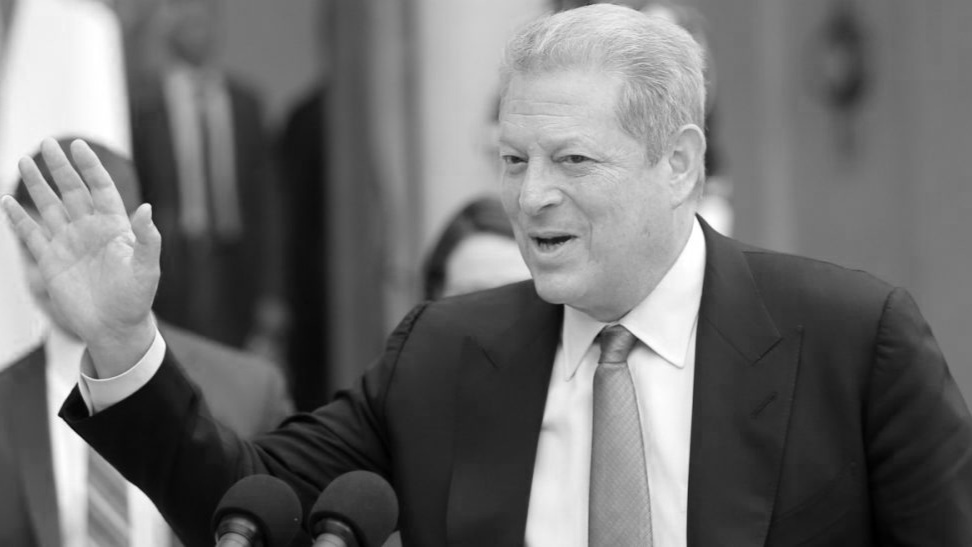 Vice President Al Gore - 45th Vice President of the United States