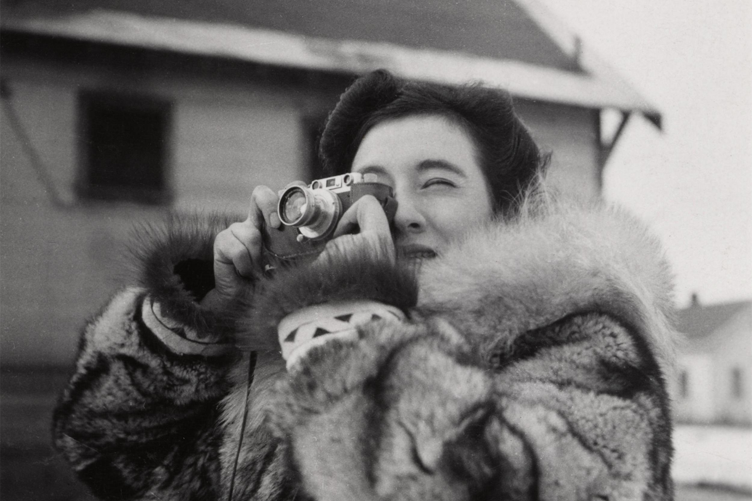 Ruth Gruber † - Journalist, photographer, humanitarian