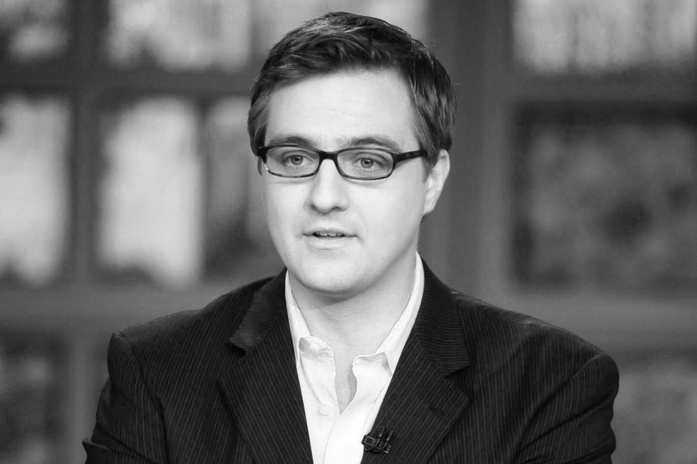 Chris Hayes - American journalist