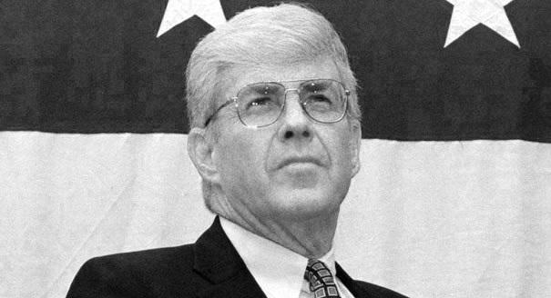 secretary Jack Kemp † - American politician