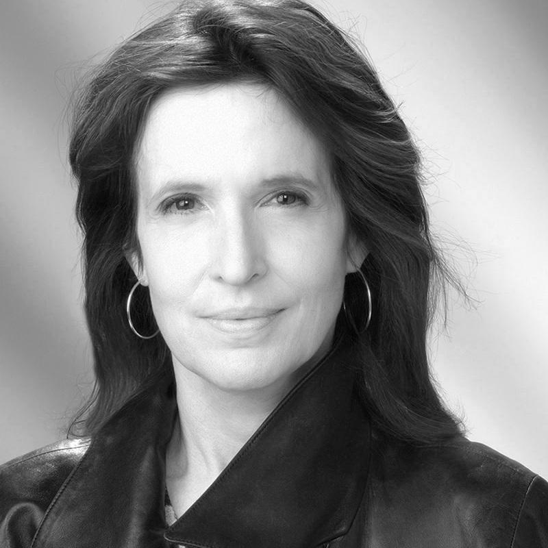 Katrina VandeN Heuvel - Editor, publisher, partial owner of The Nation