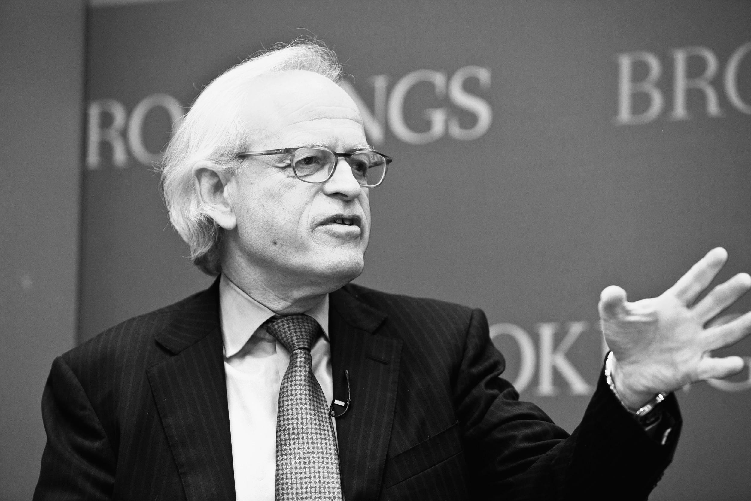 Martin Indyk - Diplomat, academic