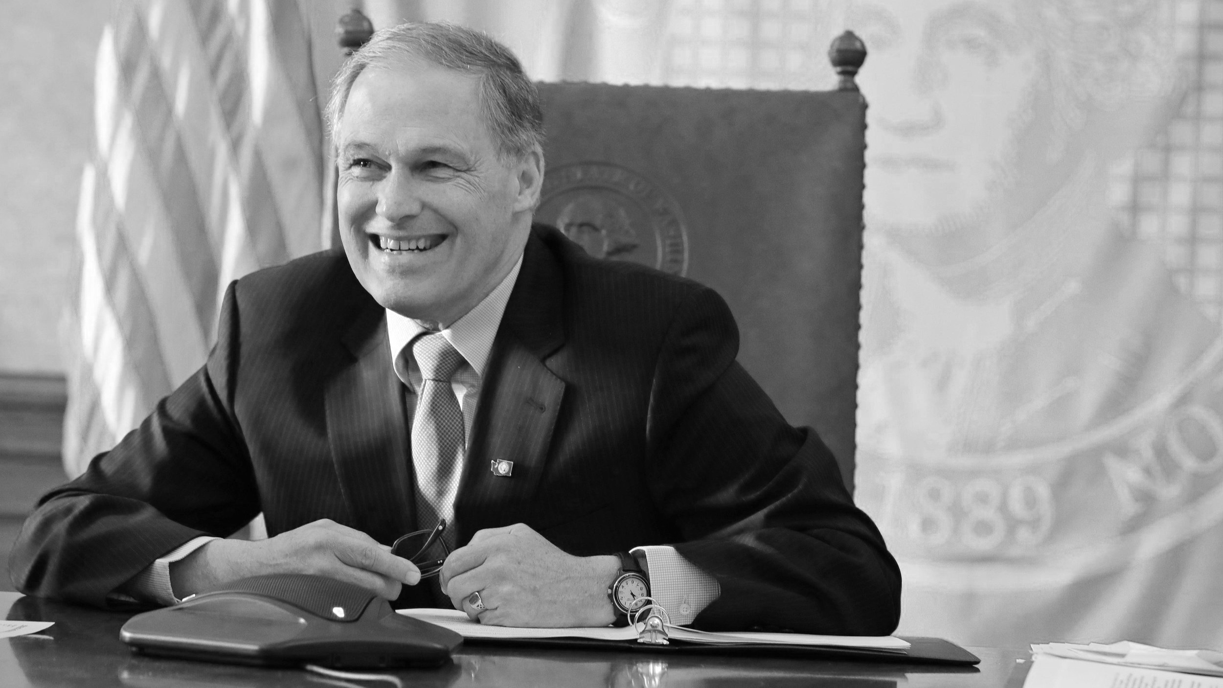 Governor Jay Inslee - Governor of Washington State, 2020 presidential candidate
